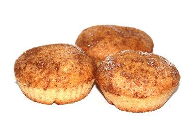 muffins uten melk med olje