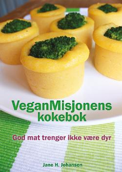 Vegetarmat og vegankokebøker