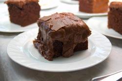sjokoladekake uten egg oppskrift